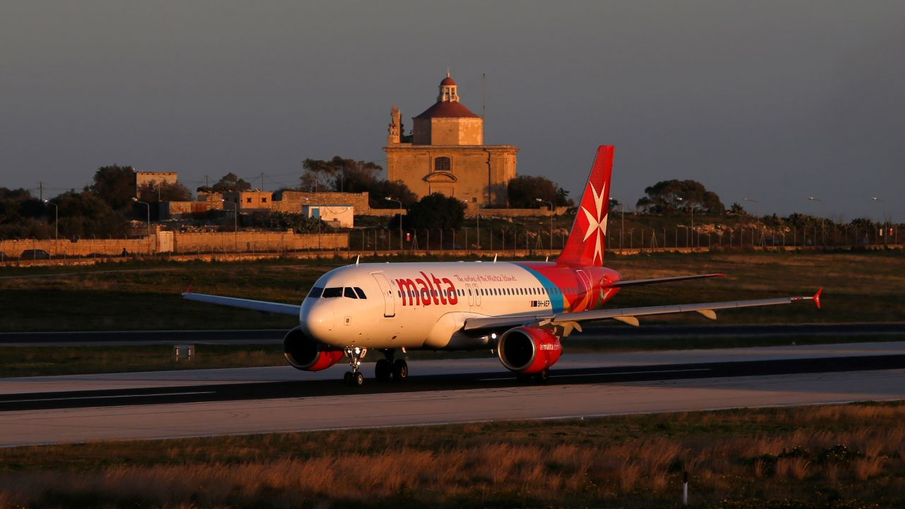 Malta International Airport, Malta | The airport has been given 6.05 out of 10 AirHelp Score and ranked 128 out of 132. It scored 5/10 in on-time performance, 7.7/10 in service quality and 7.5/10 in food and shopping options. (Image: Reuters)