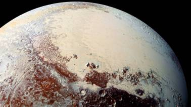 Pluto's 'heart of ice' may not be frozen after all: Study
