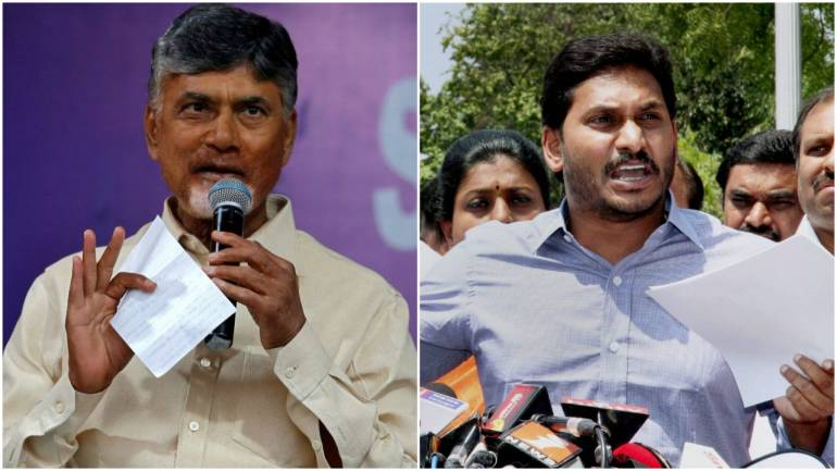 Andhra Pradesh Assembly election 2019: Exit polls show mixed predictions  for TDP, YSRCP