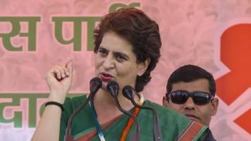 Your job is to improve economy, not to run a 'comedy circus': Priyanka slams govt