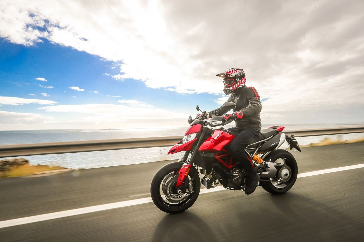 Ducati India officially launched the Hypermotard 950 in India at a price of INR 11.99 lakh (Ex-Showroom India).(Image Courtesy: Ducati)