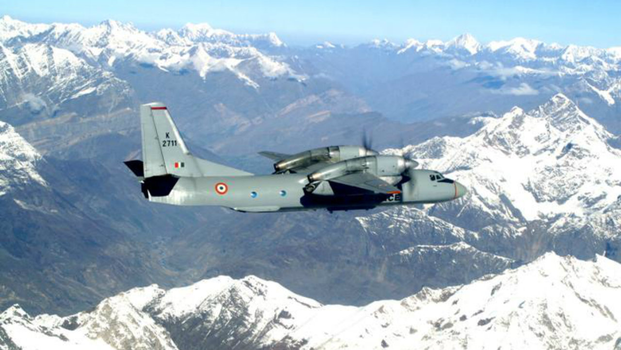 File image: Indian Air Force