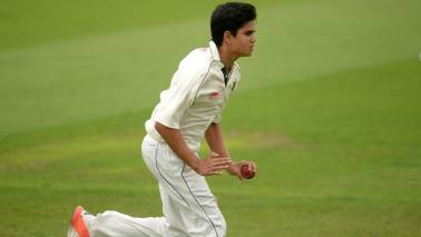 Cricket World Cup: With ball, Arjun Tendulkar helps England ahead of Australia clash