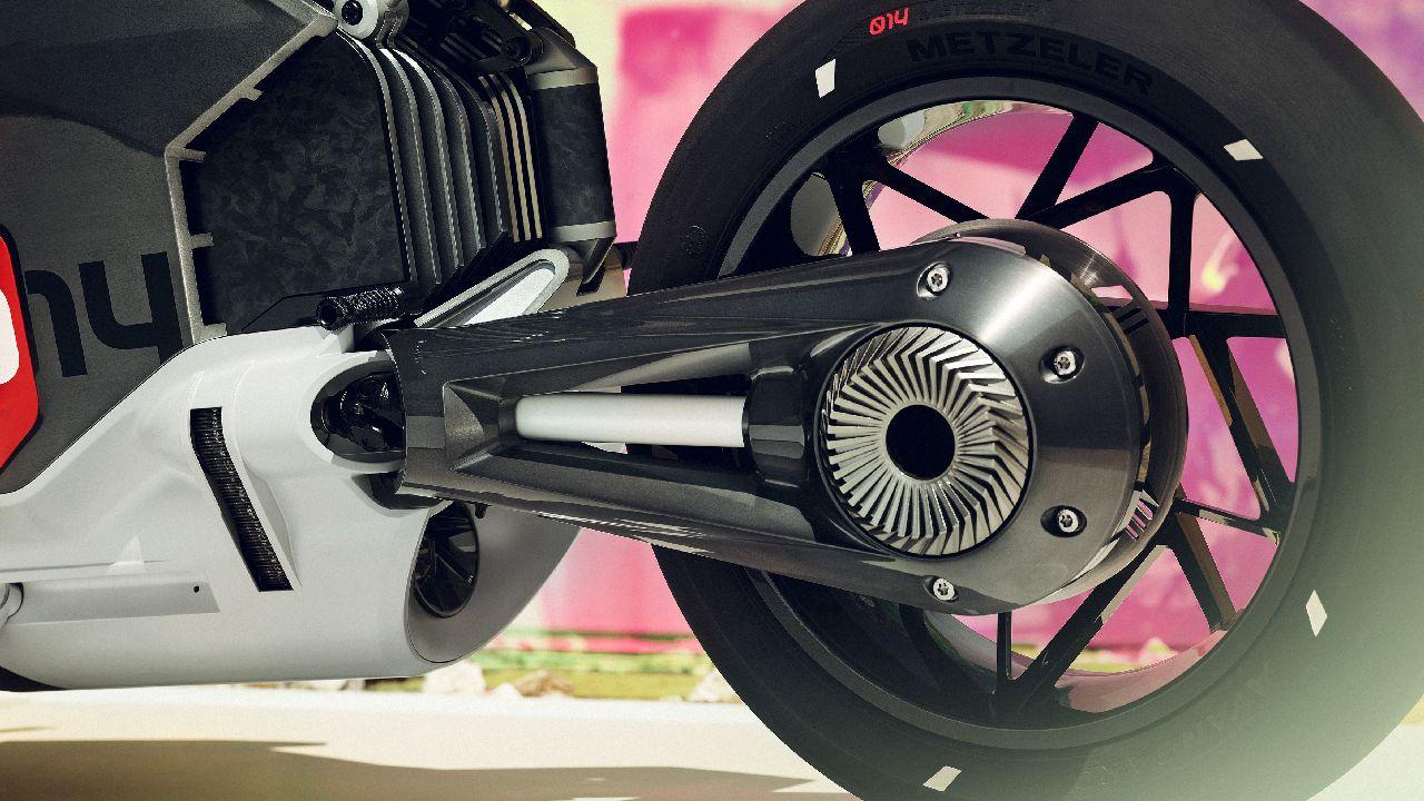 BMW Vision DC Roadster shaft