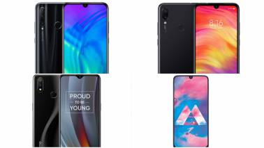 Honor 20i vs Redmi Note 7 Pro vs Realme 3 Pro vs Galaxy M30: Spec sheet, price and features