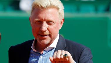 Tennis ace Boris Becker auctions trophies to pay off debts