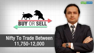Nifty to trade between 11,750-12,000
