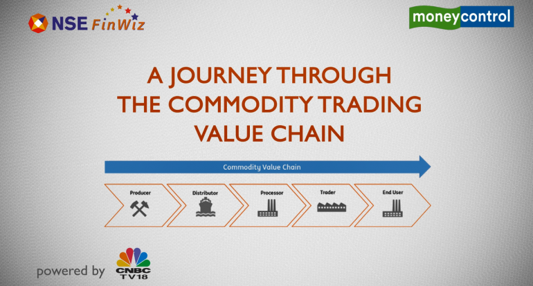 A journey through the commodity trading value chain