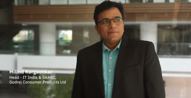 IBM Services - Breakthrough Partnerships – Godrej teamed with IBM to embark on a cloud journey
