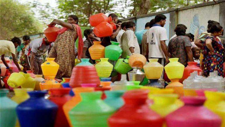 Hotels, firms cut back on water use as taps run dry in Chennai