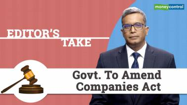 Govt may amend Companies Act 2013