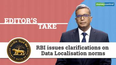 RBI issues clarification on data localisation