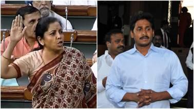 Nirmala Sitharaman dashes Jagan Reddy's hopes, says no 'special status' for Andhra
