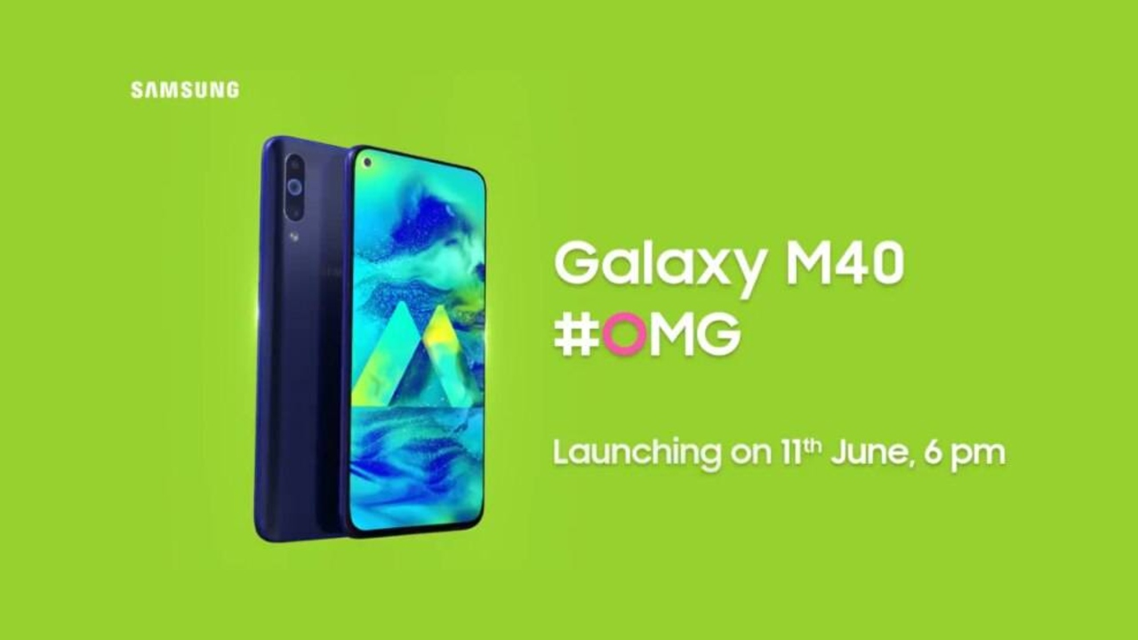 Samsung Galaxy M40 to launch today in India - here's everything we know