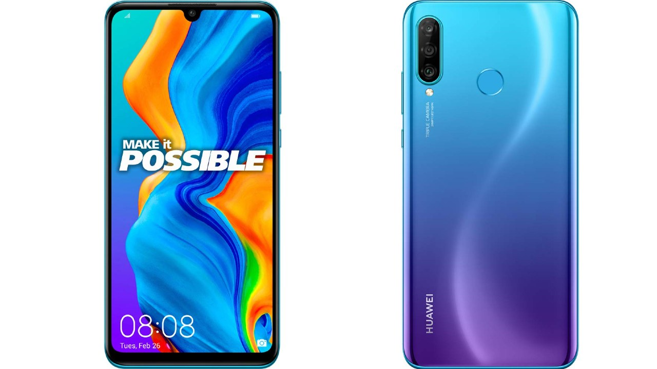 Huawei P30 Lite | Rs 19,490 | The Huawei P30 Lite offers the same captivating design as the P30 Pro. The P30 Lite sports a 24-megapixel primary sensor with f/1.8 aperture an 8-megapixel ultra-wide camera and 2-megapixel depth sensor both featuring f/2