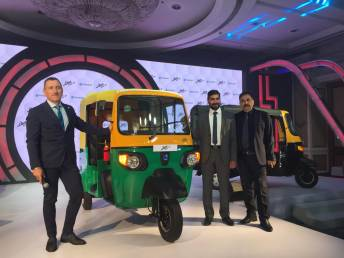 Piaggio to invest up to Rs 300 crore; electric three-wheeler launch later this year