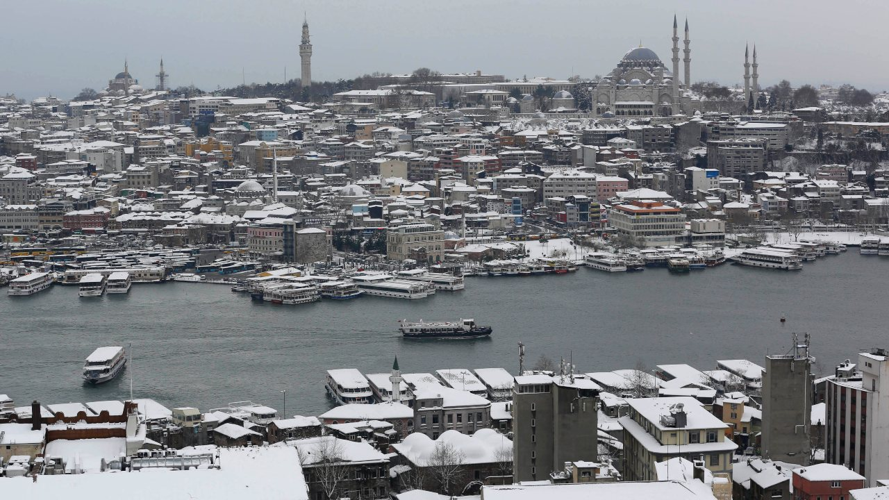 Straddling the continents of Europe and Asia across the Bosphorous, the city of Istanbul holds the title of the second most congested city in Europe, while coming sixth in line in the world ranking. A 30-minute drive in the city during the morning and evening peak hours takes almost double the time to reach one's destination. (Image: Reuters)