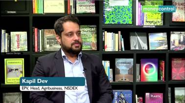 In conversation with Kapil Dev , EVP, Head, Agribusiness, NCDEX