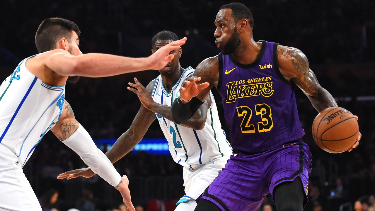8| At number 8, American NBA star LeBron James has $89 mn to his name in the aforementioned period, of which $53 mn come from endorsements and the remaining $36 mn are from his salary and winnings. The four-time MVP joined the Los Angeles Lakers in 2018 under a four-year, $153 million contract. (Image: Reuters)