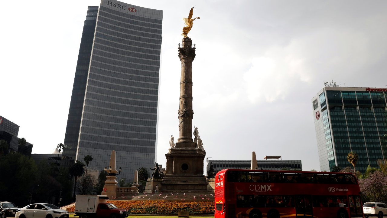 The Latin American capital, Mexico City, is at the ninth spot with a congestion level of 52 percent. However, it is one of the very few cities that has seen no change (rise or fall) in its congestion levels since 2017. (Image: Reuters)