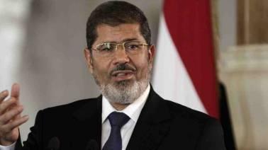 Egypt's former president Mohamed Mursi dies: state television