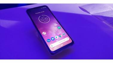 Motorola One Vision with punch-hole, CineVision display launched: Specs, Price, Availability