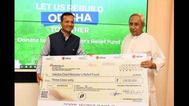 Cyclone Fani aid: Jindal Steel and Power gives Rs 3 crore to Odisha CM Relief Fund