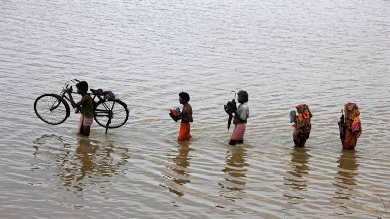 Over 70,000 people affected by floods in Andhra Pradesh