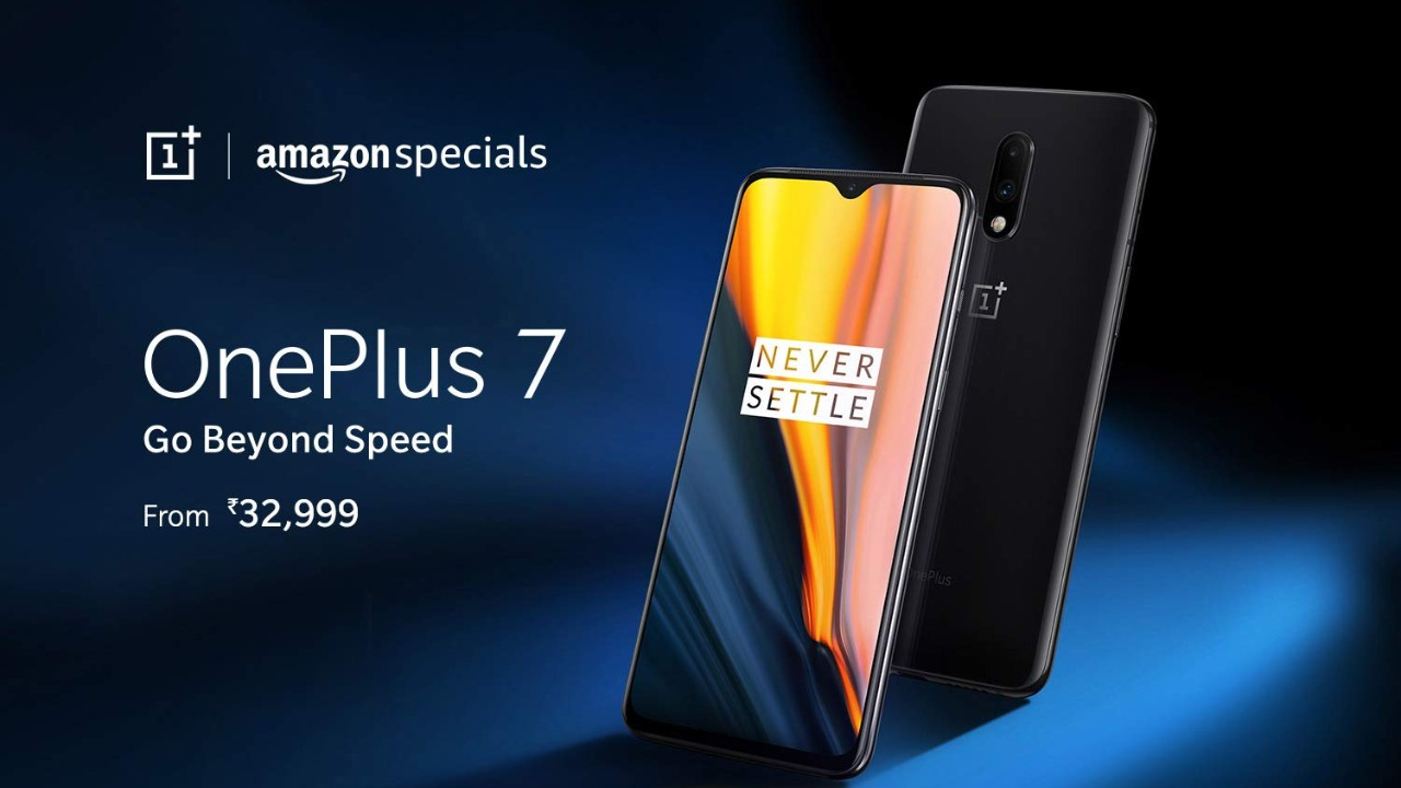 Asus 6z | Rs 32,999 | Snapdragon 855 | 6GB RAM | 128GB Storage | 6.41-inch FHD+ OLED | 48MP + 5MP Rear Camera | 16MP Front Camera | 3700 mAh Battery | The OnePlus 7 offers similar performance to the OnePlus 7 Pro with a few compromises. While the OnePlus 7 does do more in terms of performance, it doesn't offer much else in terms of features and design as compared to the 6T. Another area where the OnePlus 7 falls short is the lack of a wide-angle lens. However, the handset does an excellent job in terms of hardware and software.
