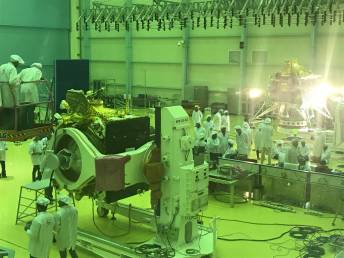 Chandrayaan-2: India's second moon mission to launch on July 22 at 2.43 pm