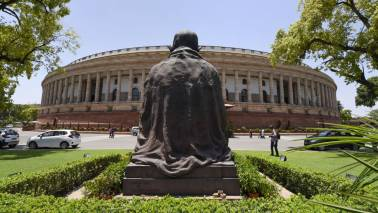 Will the Sansad Bhavan be replaced?