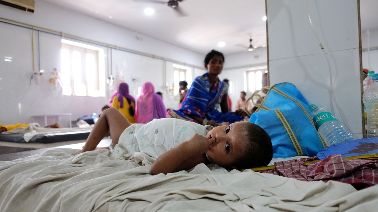 Uttar Pradesh | Rank: 21 | Index score: 28.61 | The state was ranked last by NITI Aayog out of the 21 large states analysed on health parameters. (Representative image: Reuters)
