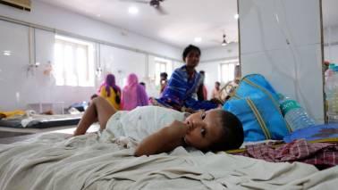 Encephalitis deaths in Bihar: 98 of 103 medical centres in Muzaffarpur do not even have sufficient doctors