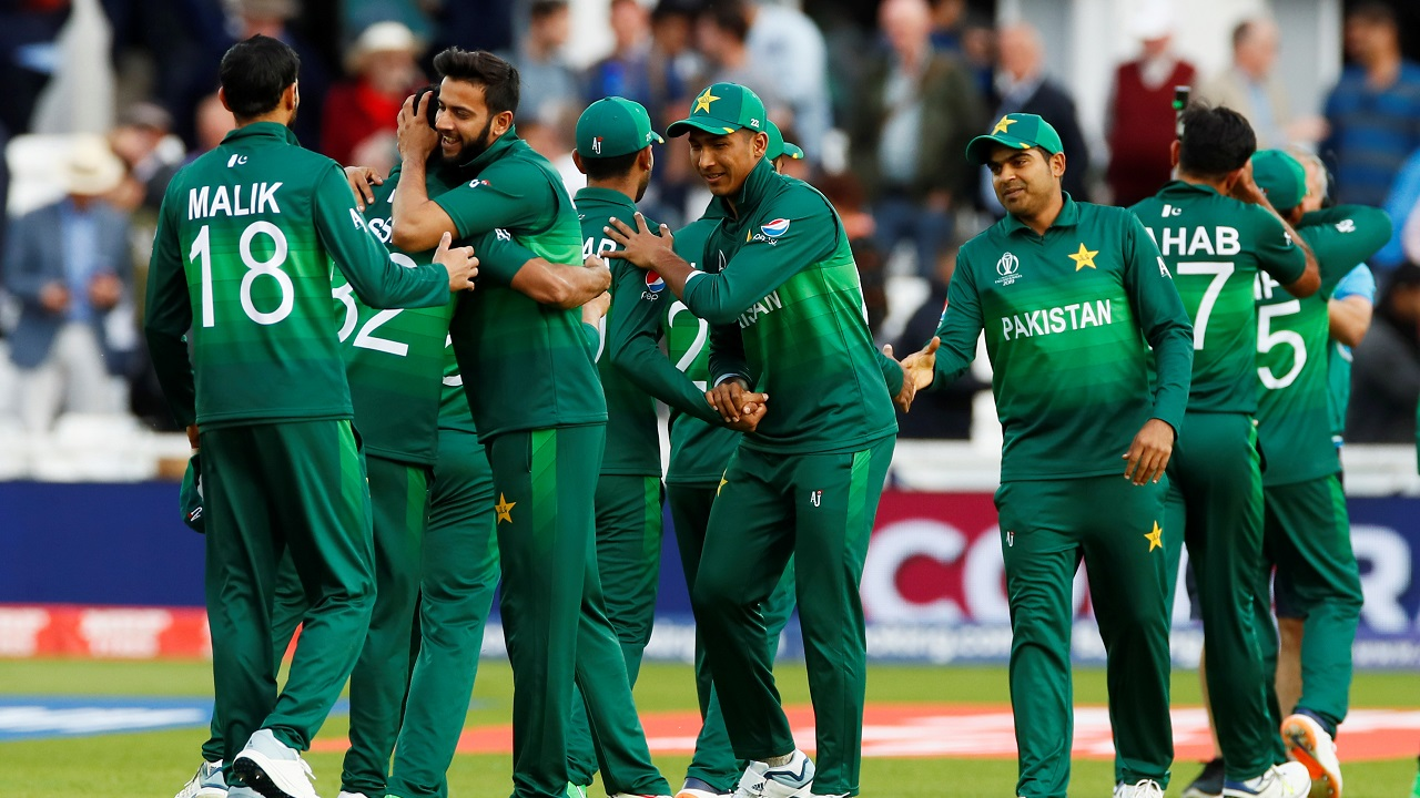 This was Pakistan's first victory in 12 ODI matches. They had suffered a horrifying defeat at the hands of West Indies in the opening match at the same venue