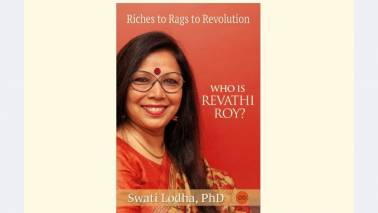 Book Review | Who is Revathi Roy? - An inspiring story of a woman with indomitable spirit