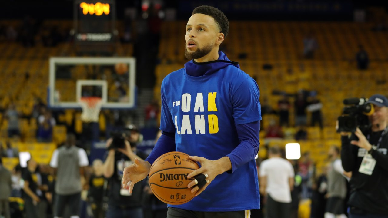 9| With $79.8 mn in his account, two-time MVP Stephen Curry is among the world's most marketable athletes. His production company, Unanimous Media, has a development deal with Sony Pictures and its first movie, Breakthrough, was released in April this year. (Image: Reuters)