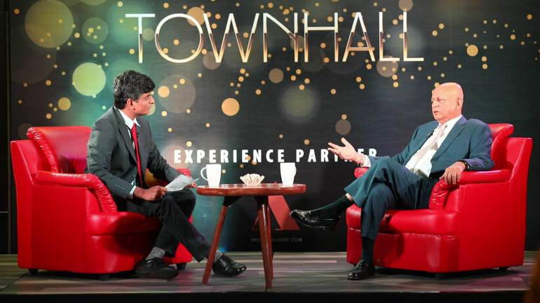 [Full Episode] Townhall with Mr. Hemendra Kothari, Chairman, DSP Investment Managers Pvt. Ltd.