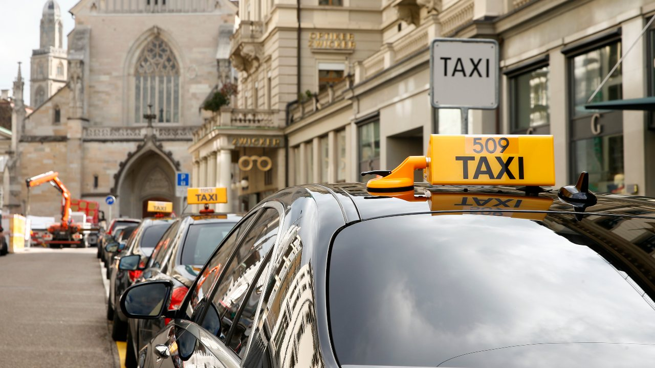 However, on the opposite end of the spectrum is Switzerland, the most expensive country to take a cab ride, as per the study. Travelling within a 5 km distance here could cost you upto 22.68 euros, a whopping Rs 1,800. (Image: Reuters)