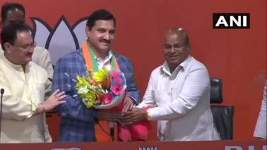Setback to Chandrababu Naidu as 4 TDP Rajya Sabha MPs join BJP
