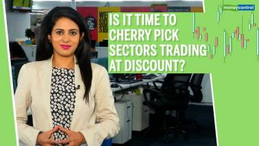 Cherry picking sectors trading at discount