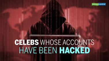 Celebs whose SM accounts were hacked