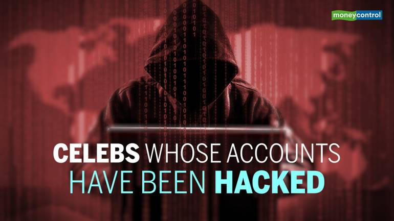 Image result for Celebs whose social media accounts have been hacked