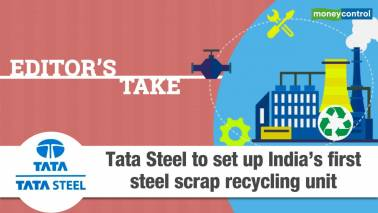 Tata Steel to set up steel scrap recycling unit