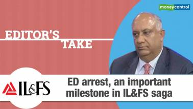 Arrests in IL&FS case an important milestone