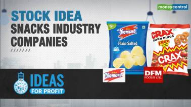 Snacks industry: Strong play of valuation & earnings demand attention; prefer Prataap Snacks