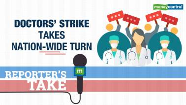 Doctors' strike takes nation-wide turn