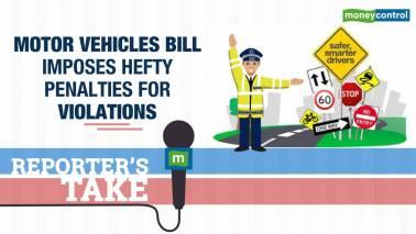 Traffic violations to attract hefty penalties