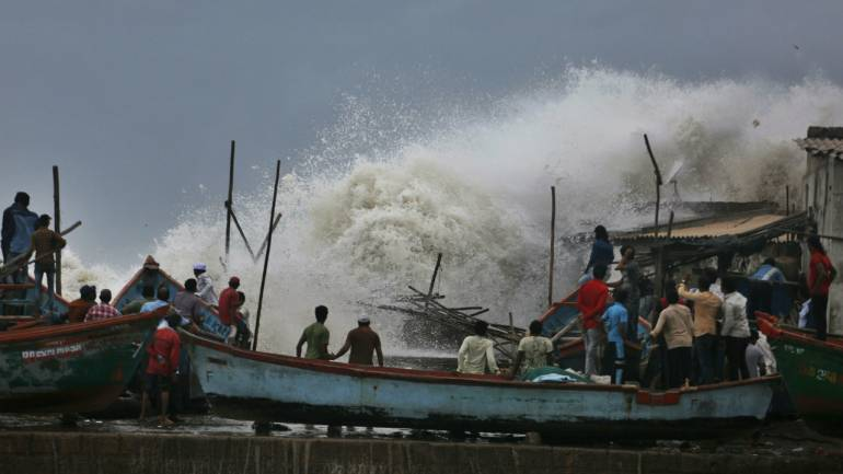 Cyclone Maha expected to make landfall on Gujarat coast in early hours