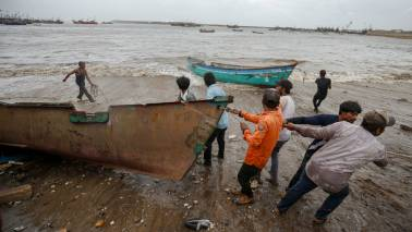 Cyclone Vayu: Power supply disrupted in 560 Gujarat villages