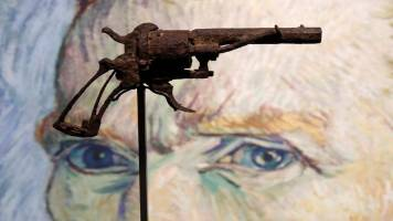 Pistol that Van Gogh used to shoot himself sells for $145,000